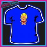 KEITH LEMON CELEBRITY CARTOON WEE MAN TSHIRT